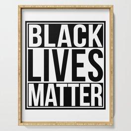 Black Lives Matter Serving Tray