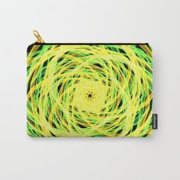 GFTNeon004 , Neon Abstract Carry-All Pouch