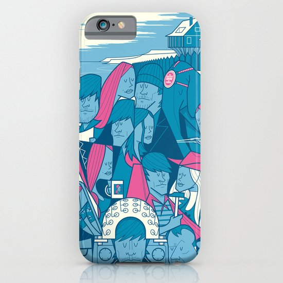 Lacuna iPhone & iPod Case