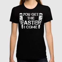 Plumber Plumbing Faucet Tools Worker Humor Gift  T-shirt
