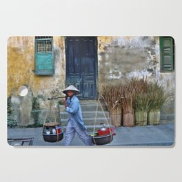 Vietnamese Street Sound Cutting Board
