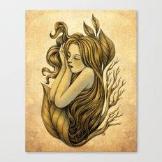 Little Rhizome Canvas Print