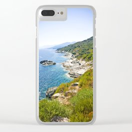 Corse 1.3 Clear iPhone Case