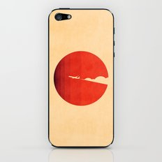 The long goodbye iPhone & iPod Skin