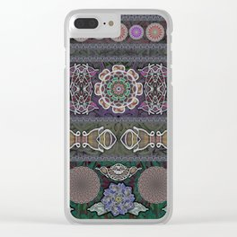 String Too Clear iPhone Case