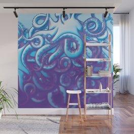 From the Deep Kraken Octopus Squid Tentacles Wall Mural