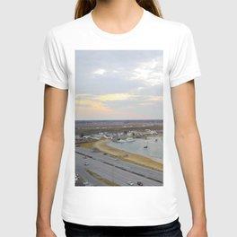 Harbor Sunset T-shirt