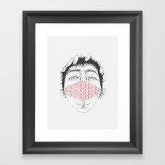 Misfit Circuit 1 Framed Art Print