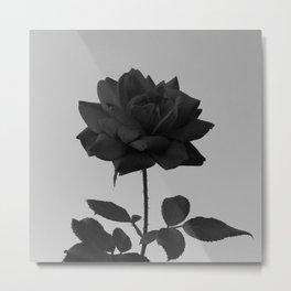 -Vibrant Darkness Metal Print