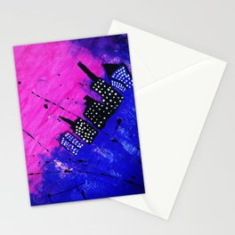 Twilight City Stationery Cards