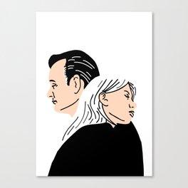 Strange Love: Lost in Translation Canvas Print
