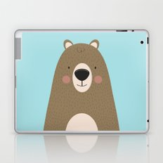 Bears Are Friendly Laptop & iPad Skin