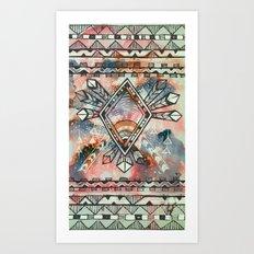 Scapes Art Print