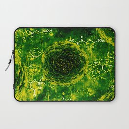 bacteria wsgr Laptop Sleeve