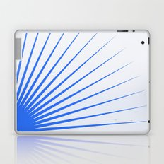 Blue rays Laptop & iPad Skin