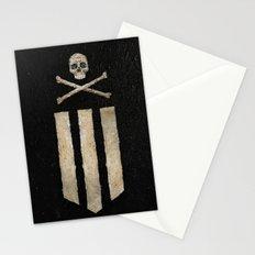 Skull & Crossbones Ultra Stationery Cards
