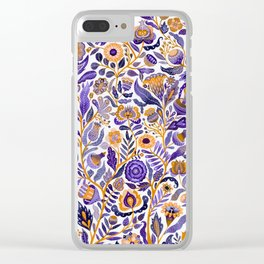 Endlessly growing Clear iPhone Case