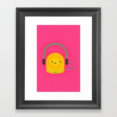 Walkman Framed Art Print