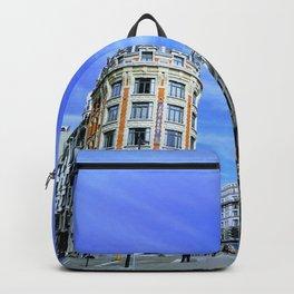 Big city life Backpack