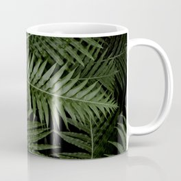 Tropical leaves 02 Coffee Mug