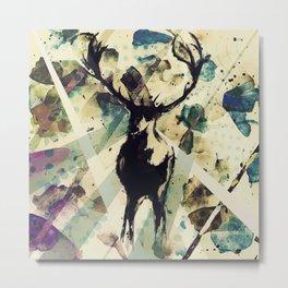 Ohh deer Metal Print