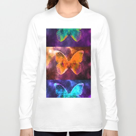 All Made of Stars Long Sleeve T-shirt