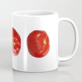 Vegetable tomatoes for the kitchen, Tomato poster Kitchen-art Coffee Mug