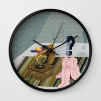The same old record. Question series Wall Clock