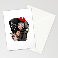 Force Awekens tattoo flash Stationery Cards