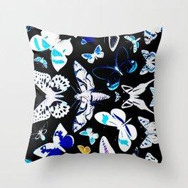 Metamorphosed Throw Pillow