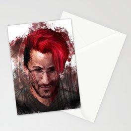Darkiplier Stationery Cards