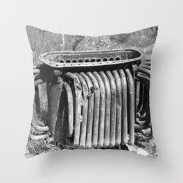 Mechanism Throw Pillow