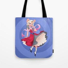 Dapper Mally Tote Bag
