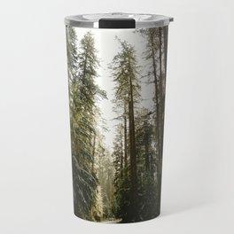 Redwood Forest Adventure III - Nature Photography Travel Mug