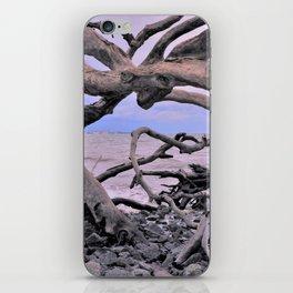 Drift Wood Monster iPhone Skin