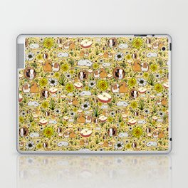 Guinea Pig Pattern Laptop & iPad Skin