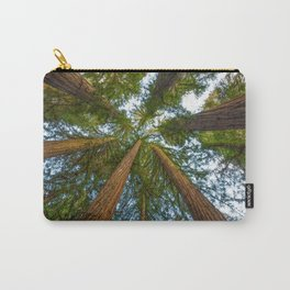 Redwood Forest Canopy Carry-All Pouch