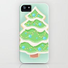 Baking Christmas Bright iPhone Case
