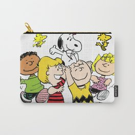 snoopy Carry-All Pouch