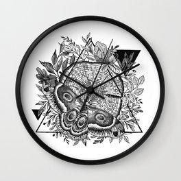 Eutierria II Wall Clock