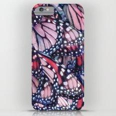 Monarch Butterflies Slim Case iPhone 6s Plus