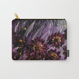 Dahlia Storm Carry-All Pouch