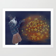 brightstar Art Print