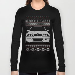 E46 Ugly Christmas Sweater Long Sleeve T-shirt