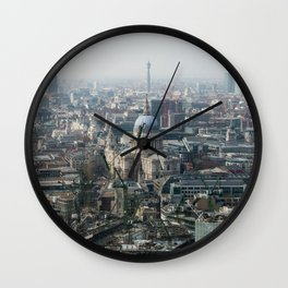 St Paul's cathedral Wall Clock