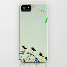summer festival iPhone Case