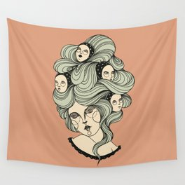 Sleepers Wall Tapestry