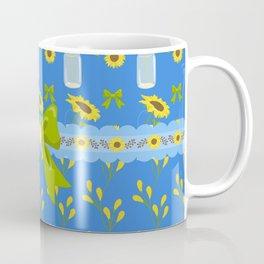 Sunflower Country Coffee Mug