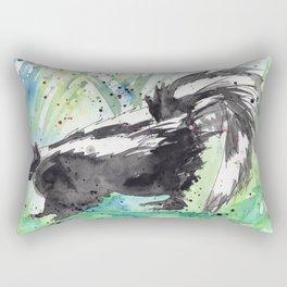 Skunk Life Rectangular Pillow