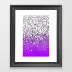 Glitteresques XXXVI Framed Art Print
